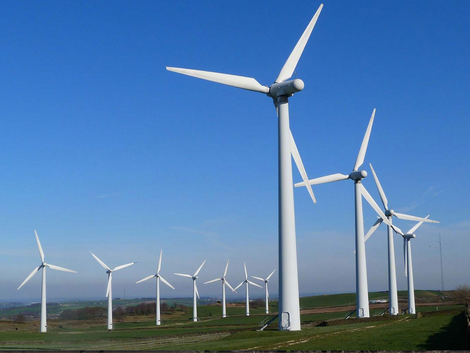 """Cerreto"" Wind Farm"