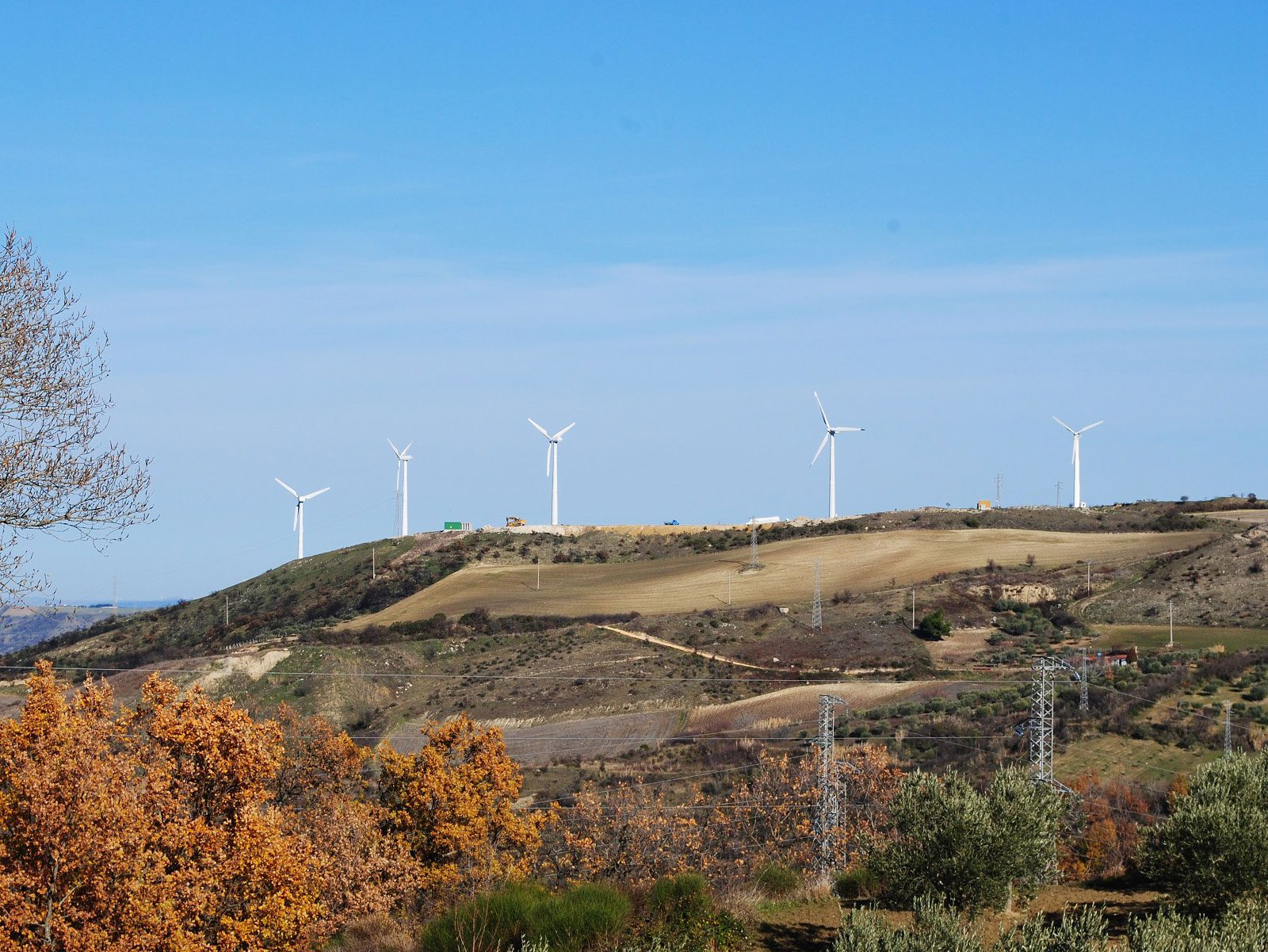 """Oppido"" Wind Farm"