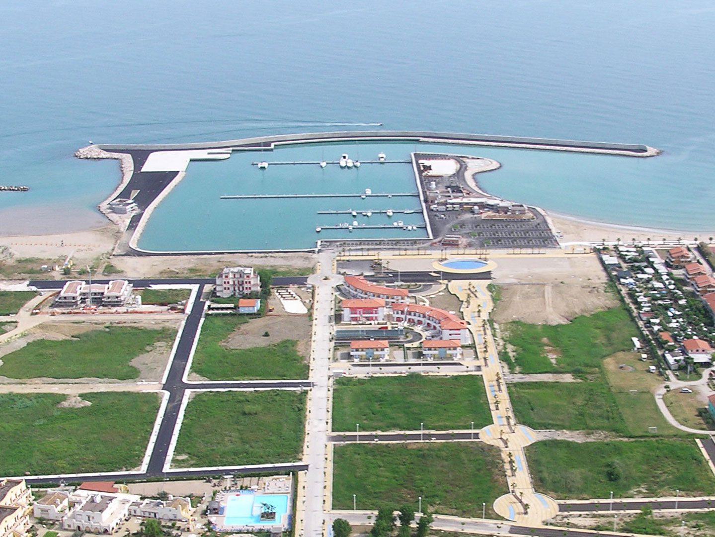 Porto di Marina di Montenero