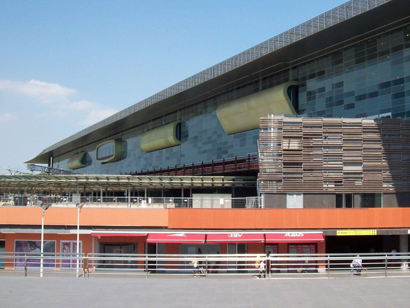 New Tiburtina Station