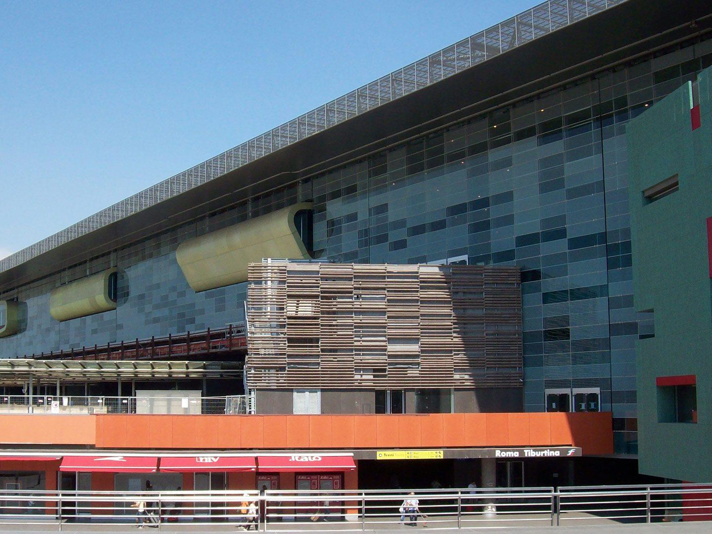 Nuova Stazione Tiburtina