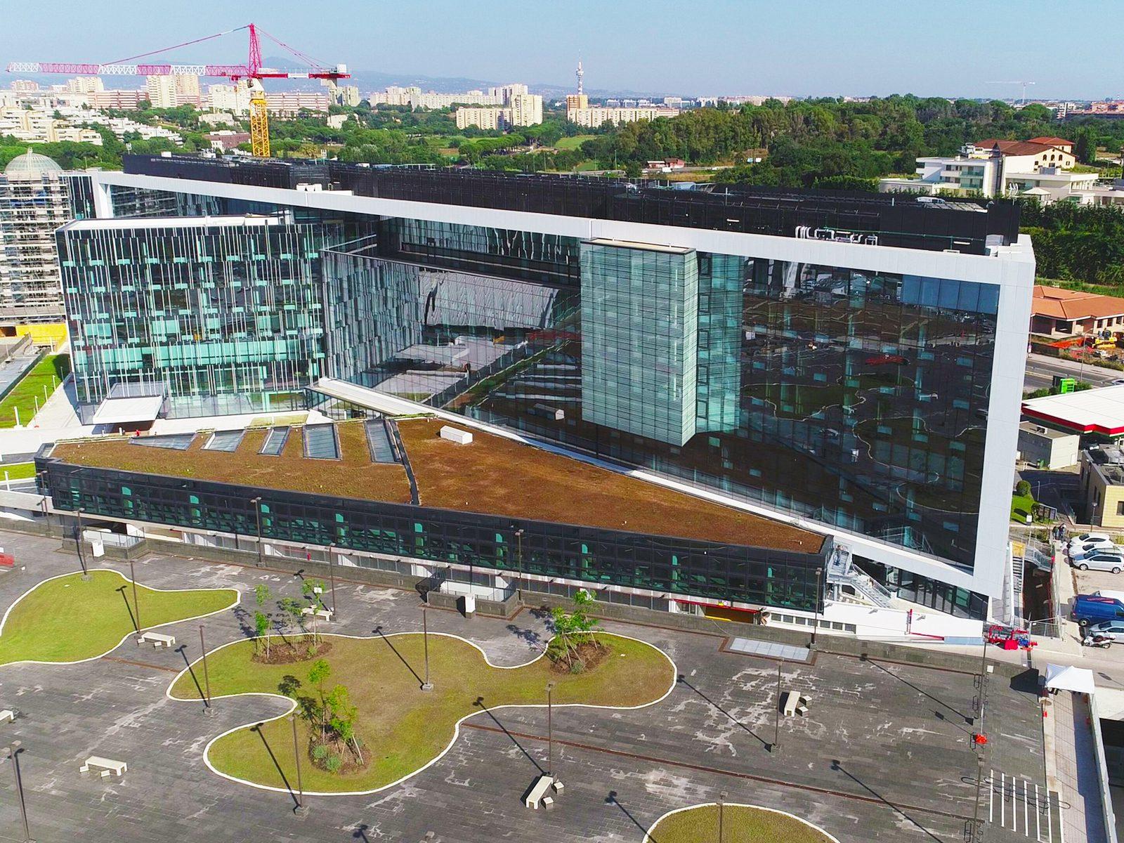 Europarco Business Park – EDIFICI 2-4, 5 e 10 – Edilizia Direzionale