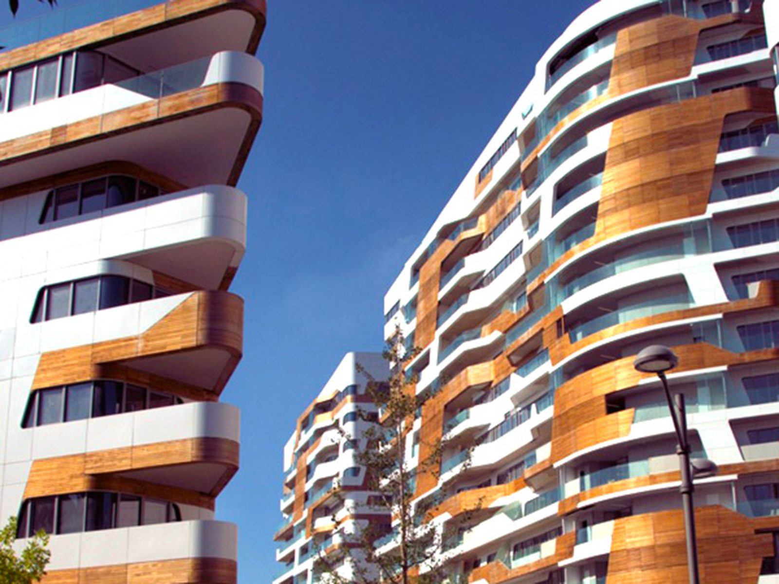 CityLife – Residential – Hadid and Libeskind