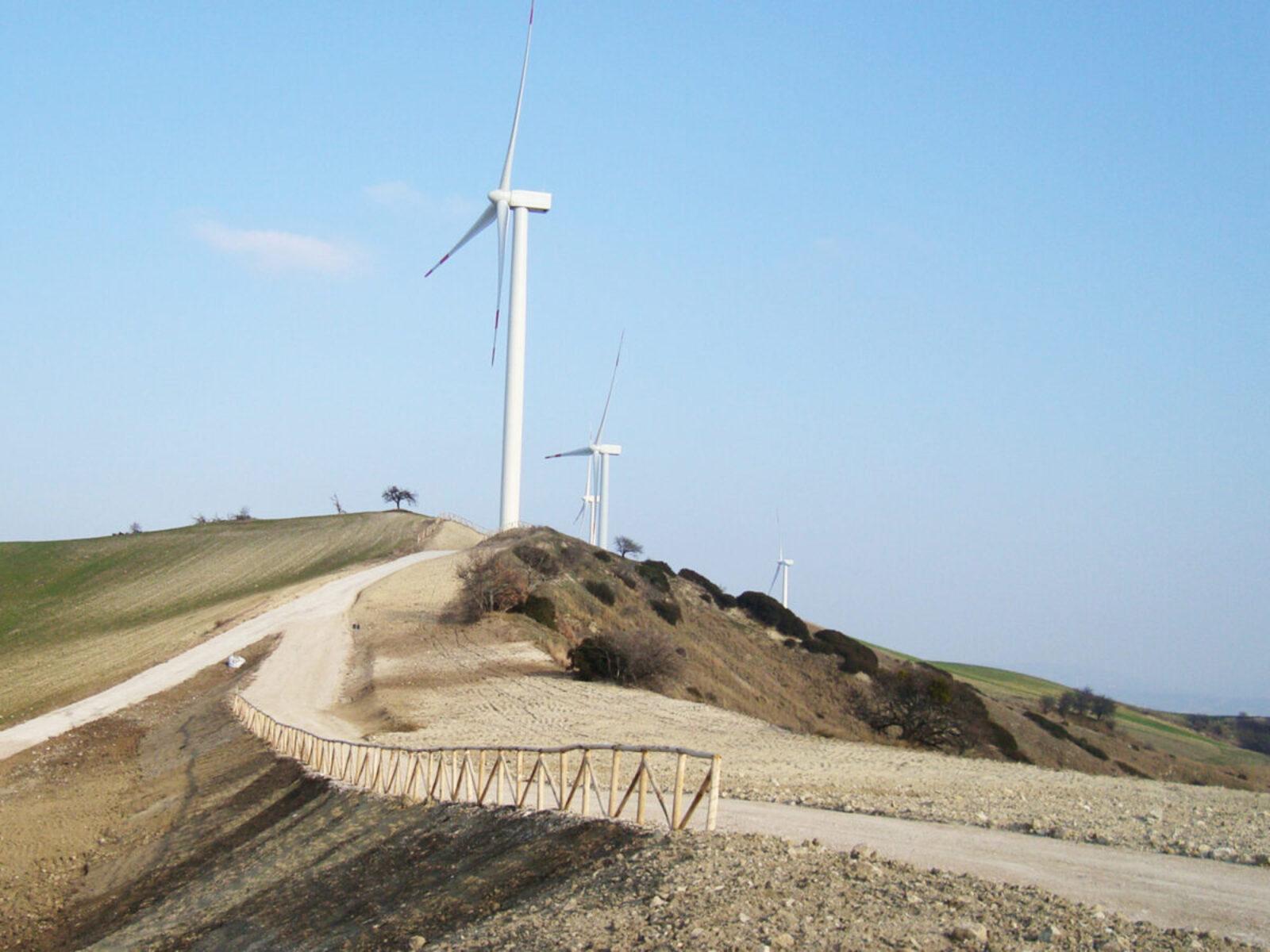 Ardian – Tolve Windfarms