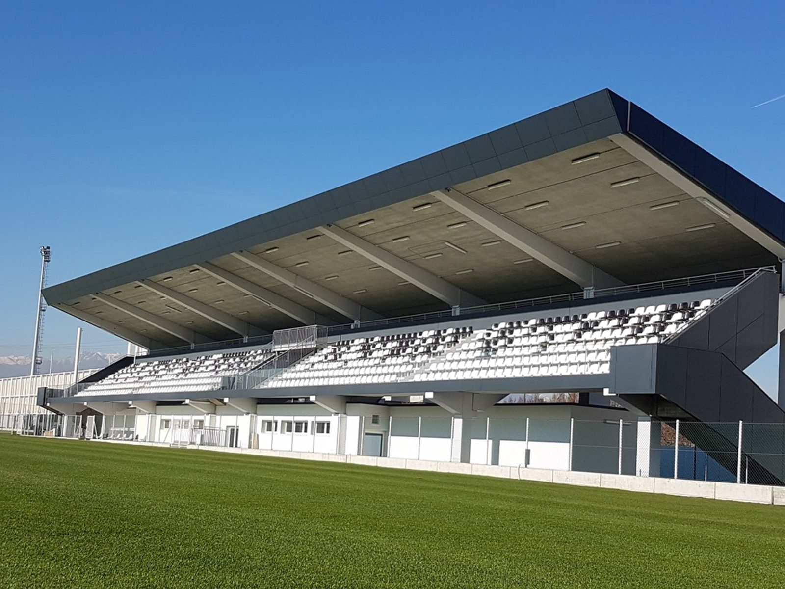 J Village – Juventus Training Center (JTC)